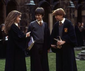 emma watson, movie, and hermione image