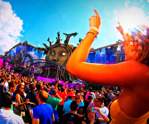 Tomorrowland, party, and summer image