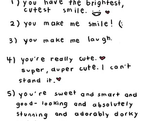 love, cute, and you image