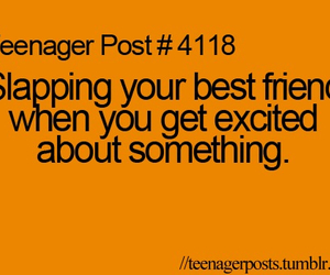 best friends, teenager post, and quote image