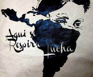 woman, latinoamerica, and lucha image