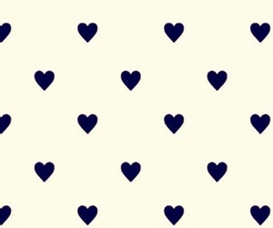 hearts, white, and Harry Styles image