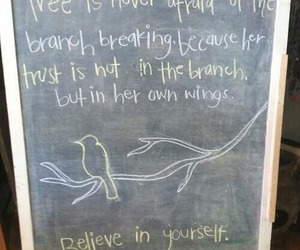 believe, you, and perfect image
