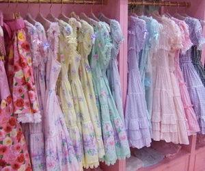 dress, japan, and paradise image