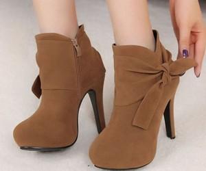 fashion, beautiful, and shoes image