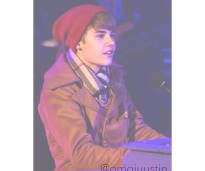 beanie, believe, and christmas image