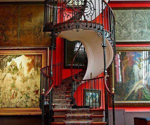 france, paris, and gustave moreau museum image