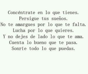 tiempos, frases, and sonrie image