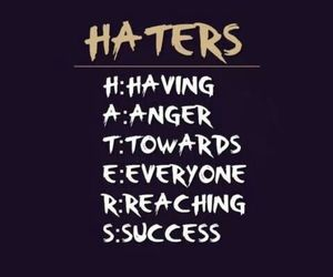 haters image