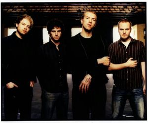 coldplay and handsome image