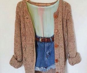 fashion, hipster, and outfit image