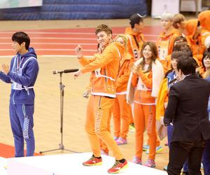 boys, korean, and mblaq image