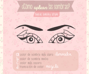 beauty, rosa, and tutorial image