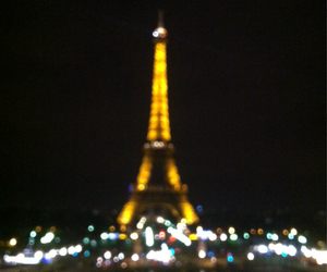 cool, eiffel tower, and lights image