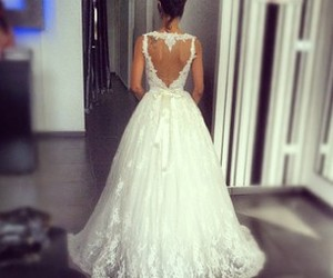 wedding dress and wedding dresd image