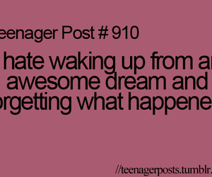 quote, Dream, and lol image