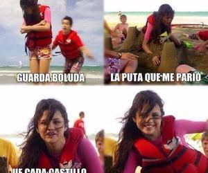 funny, selena gomez, and doblajes argentinos image