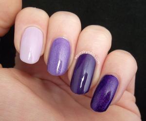 lilas, nails, and bonitas image