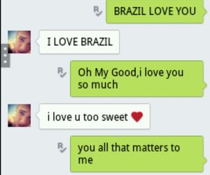 belive, drew, and brazil image