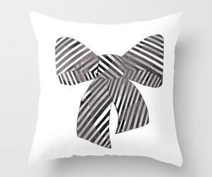 bow, cushion, and pillow image