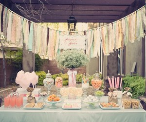 party, pastel, and vintage image