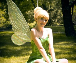 tinkerbell, cosplay, and disney image