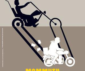 affiche, Easy Rider, and mammuth image