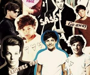 Collage, louis, and tomlinson image