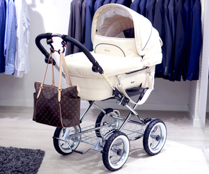 baby, luxury, and LV image