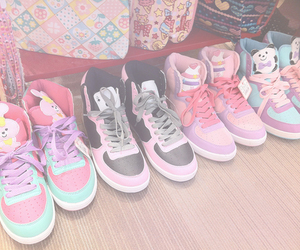 cute, shoes, and cool image