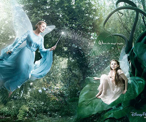 disney, julie andrews, and fairy image