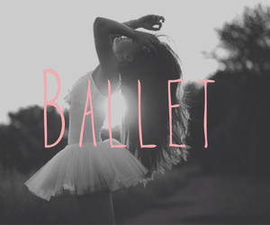 ballet, pasion, and dance image