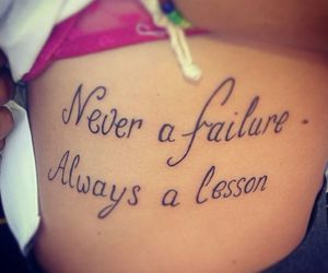quote and Tattoos image