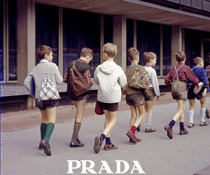 Prada, boy, and kids image