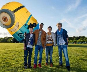 boys, music, and mainstreet image