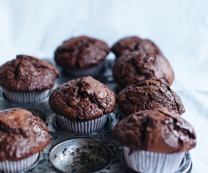 baking, choclate, and delicious image