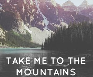 adventure, lovely, and mountains image