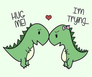 love, hug, and cute image
