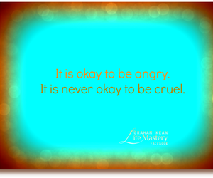 anger, bad, and cruelty image