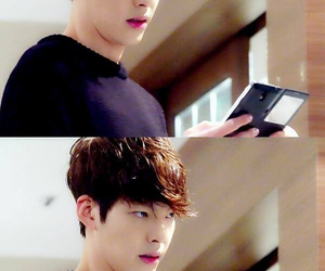 drama, kim woo bin, and heirs image