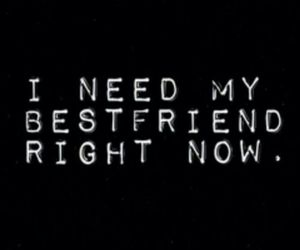 alone, need, and bestfriend image