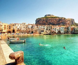 italy, sicily, and summer image
