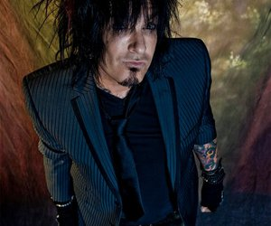 motley crue, tattoo, and nikki sixx image