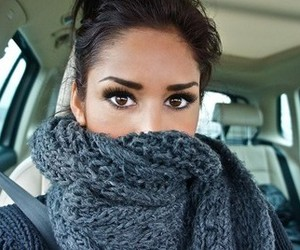 gorgeous, beautiful, and brown eyes image