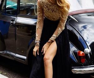 fashion, dress, and car image