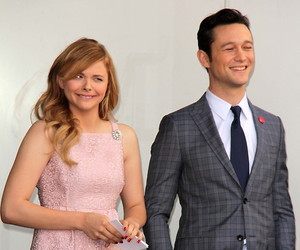 Joseph Gordon-Levitt and chloe grace moretz image