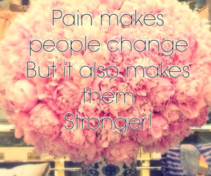flower and pain image