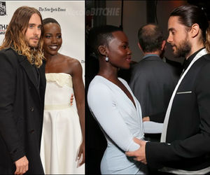 jared leto, celebrity, and couple image
