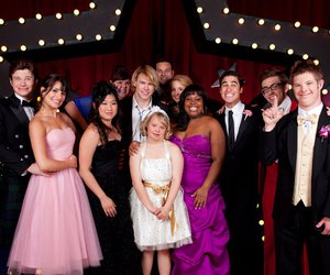 glee, Prom, and darren criss image