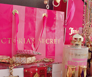 Victoria's Secret, pink, and style image